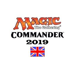 MTG: COMMANDER 2019 DECK