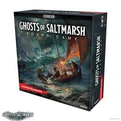 D&D Ghosts of Saltmarsh Standard Edition Boardgame
