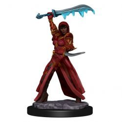 DD5 Icons: Human Female Rogue Premium Figure