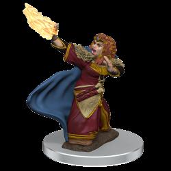 DD5 Icons Premium Mini: Dwarf Female Wizard