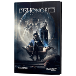 Dishonored RPG Core Rulebook