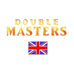 Double Masters EN Draft Booster Display