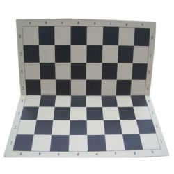 PLASTIC FOLDABLE CHESS BOARD
