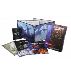 DD5 Curse of Strahd Revamped