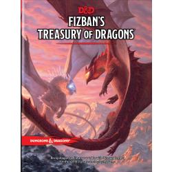 DD5 Fizban's Treasury of Dragons