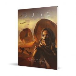 Dune RPG: Sand and Dust