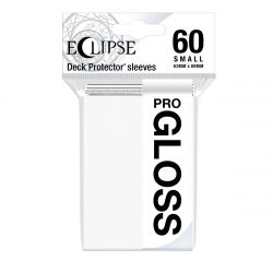 Eclipse Gloss Small Size Arctic White Deck Protector 60ct