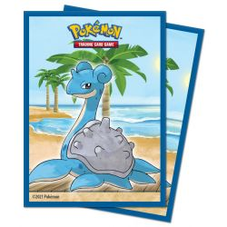 Pokemon Gallery: Seaside Deck Protector 65ct