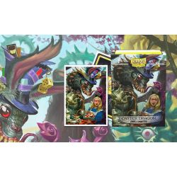 DS Classic Matte Art Easter Dragon 2021 Sleeves 100ct