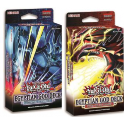 Egyptian Gods Obelisk/Slifer Deck Display