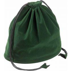 DRAW BAG STRING GREEN