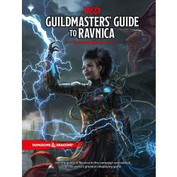 DD5: GM'S GUIDE TO RAVNICA BOOK