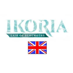 Ikoria: Lair of Behemoths EN Booster