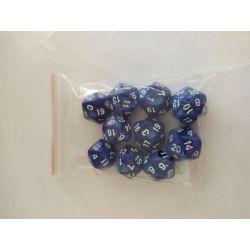 PEARL D20 BLUE/WHITE