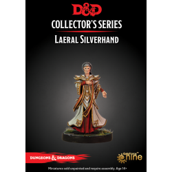 DD5: WATERDEEP DRAGON HEIST LARIEL SILVERHAND
