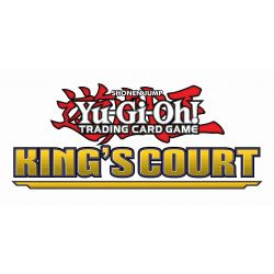 King's Court Booster Display