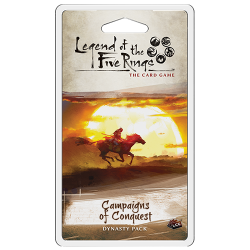L5R LCG: Campaigns Of Conquest