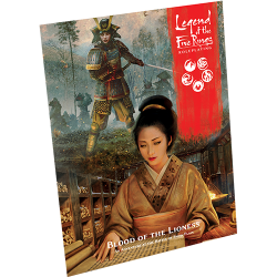 L5R RPG: Blood of Lioness