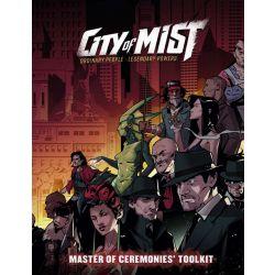 CITY OF MIST:MASTER'S TOOLIKIT