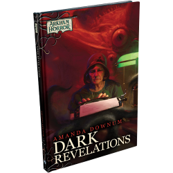 Arkham Horror: Dark Revelations Novellas