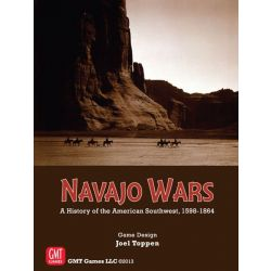 NAVAJO WARS 2ND PRINTING