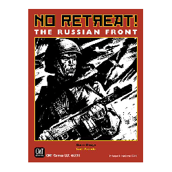 NO RETREAT RUSSIAN FRONT 2ND PRINTING