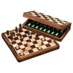 PHILOS MAGNETIC CHESS SET FIELD 32MM
