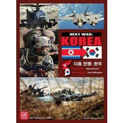 NEXT WAR KOREA 2ND EDITION
