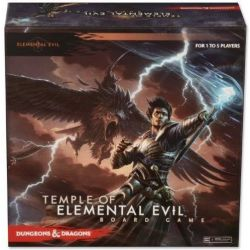 D&D TEMPLE OF ELEMENTAL EVIL