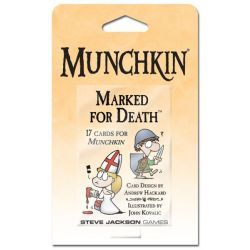 Munchkin Marked For Death Booster