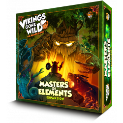 VIKINGS GONE WILD:MASTERS ELEMENTS