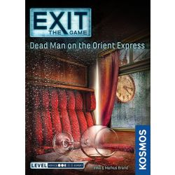 EXIT:DEAD MAN ON THE ORIENT EXPRESS