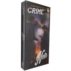 CHRONICLES OF CRIME: NOIR