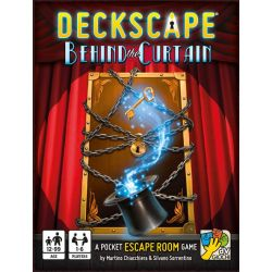 DECKSCAPE - BEHIND THE CURTAIN