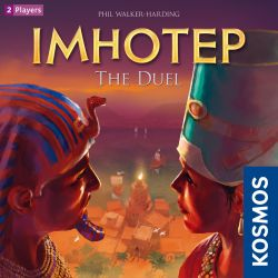 IMHOTEP-THE DUEL