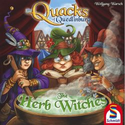 THE QUACKS QUEDLINBURG:THE HERB WITCHES