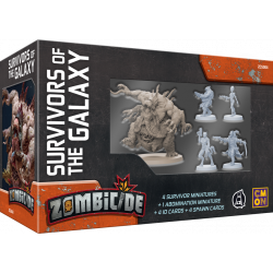 ZOMBICIDE INVADER: SURVIVORS OF THE GALAXY