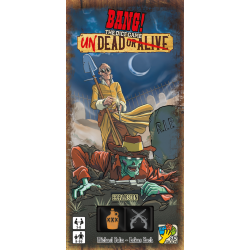BANG: THE DICE GAME: UNDEAD OR ALIVE