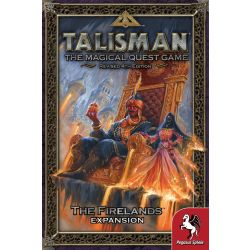 Talisman: The Firelands Expansion