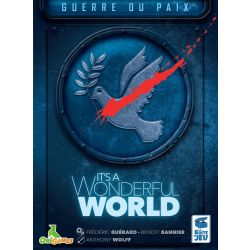 It's a Wonderful World: War Or Peace Expansion