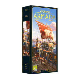 7 Wonders 2nd Edition: Armada Expansion