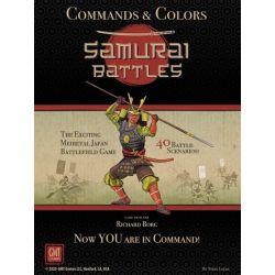 COMMANDS &COLORS SAMURAI BATTLES
