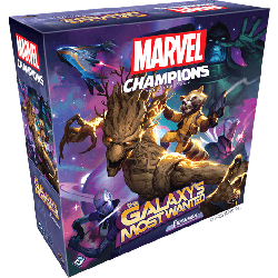 Marvel Champions: The Galaxy's Most Wanted Expansion