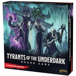 Tyrants of the Underdark (Updated Edition)