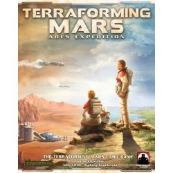 Terraforming Mars Ares Expedition