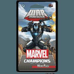 Marvel Champions: Warmachine Hero Pack