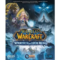 World Of Warcraft Wrath of the Lich King: A Pandemic System Board Game