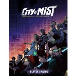 CITY OF MIST:PLAYER'S GUIDE