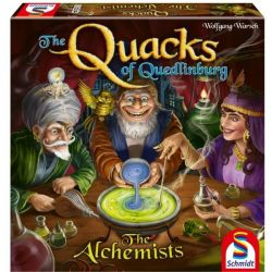 Quacks Of Quedlinburg: The Alchemist