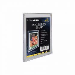UV RECESSED SNAP CARD HOLDER